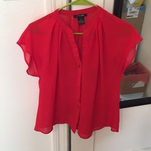 Papermoon Red Top